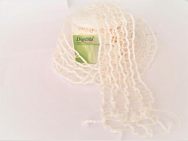 Siatka wędliniarska biała (string) BIG-NET 150-8T /1mb/